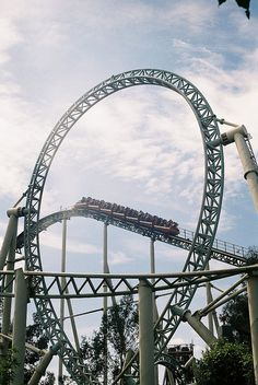 This summer i really want to go to Thorpe park with one of my friends! Hopefully I will have the courage to go on the rides!!