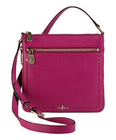 Look at this Raspberry Sheila Crossbody Bag on #zulily today!