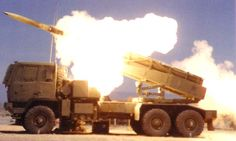 Found this HIMARS being fired on http://www.army-technology.com/projects/himars/himars2.html