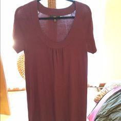 Sweater dress Cute sweater dress. Looks super cute with a big brown belt. Massimo Dutti Dresses