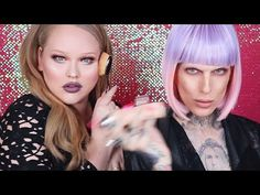 FIVE MINUTE MAKEUP CHALLENGE ft. Jeffree Star - YouTube