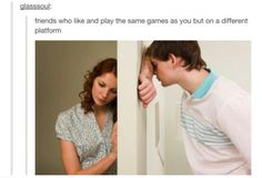 This heartbreaking feeling. | 24 Hilarious Posts That Only Gamers Will Understand