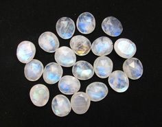 Check out this high quality stunning egg shape faceted Rainbow Moonstone in my Etsy shop https://www.etsy.com/listing/499645181/1214-mm-100-natural-faceted-rainbow