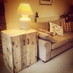 #cupboard made entirely from #upcycled #scaffold boards #reclaim #interiordesign #upcycle #livingroom #driftwood for more information please email vicki@branddesignsonline.co.uk