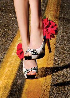 Lady Killer Platforms! Platforms, Heels, Shoes
