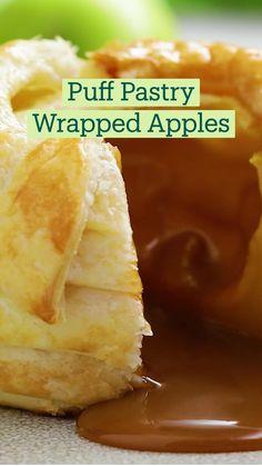 Fun Baking Recipes, Fruit Recipes, Apple Recipes, Fall Recipes, Sweet Recipes, Dessert Recipes, Cooking Recipes, Easy Desserts, Delicious Desserts