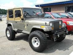 1989 jeep wrangler yj with 18 fuel hostage wheels with 35 toyo open country extreme tires. Black Bedroom Furniture Sets. Home Design Ideas