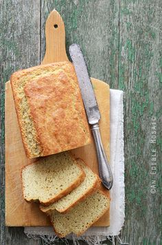 Best Paleo Sandwich Bread Recipe #baking #grainfree #glutenfree