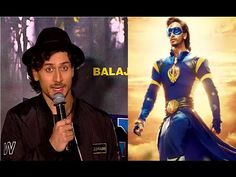 Tiger Shroff talks about his Super Hero role in The Flying Jatt.