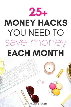 If you have trouble saving money & don't seem to know where your money is going, here are 25+ easy ways to save money every day to help cut down your monthly expenses so you have more in the bank at the end of the day. Combining some or all of these together can help you save hundreds or thousands of dollars per year! | saving money | lower monthly expenses | adulting 101 | finances | personal finance | how to save money | budgeting | money hacks | saving money hacks | reduce debt | lower…