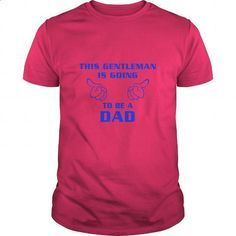 This Gentleman Is Going To Be A Dad - #gifts for boyfriend #appreciation gift
