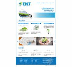 ENT   Menu strona www, website, sklep internetowy, online store, template, ekologia, eco, ecology Drupal, Ecology, Menu, Photoshop, Template, Website, Store, Menu Board Design, Larger
