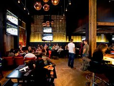 Red Card Sports Bar + Eatery, at the Moda Hotel : Welcome