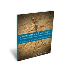 Creation vs Evolution: Learning How Science Supports the Bible - One or Two Year Curriculum for 7th-12th Grade, including 144 lessons, which includes four parts (36 lessons each) that covers: creation, flood, fossils and ice age. Each of the four parts have essay questions for evaluations and a final exam assignment.  SAVE 50% until Sept 30th, 2014.