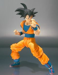 Dragon Ball Z Figure: Son Goku S.H. Figuarts (6 in) http://www.rightstuf.com/catalog/browse/link/t=item,c=right-stuf,v=right-stuf,a=tomatovision-tv,i=4543112739421