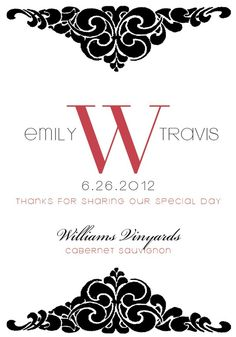 Free Monogram Templates  Double Trouble Designs Wedding