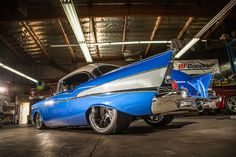 "BODIE STROUD TO DEBUT ""GMONSTER"" BEL AIR AT SEMA 2014 