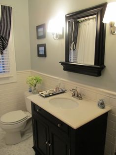 Subway Tile Bathroom   Marten Design