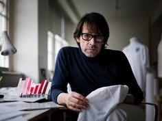 Peter Saville - graphic designer