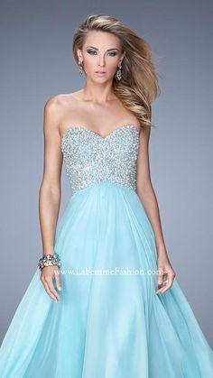 La Femme Style #20952 www.poffiegirls.com
