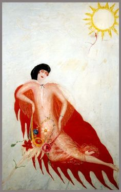 Florine Stettheimer ~ 1923