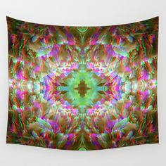 light rose Wall Tapestry