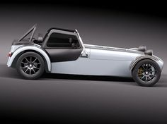 lotus seven | Caterham r500 lotus 7 3D Model