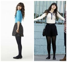 """zoey dechanel new girl dresses images 