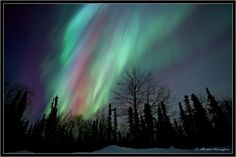 Aurora Borealis by Marketa Stanczykova Murray on 500px.