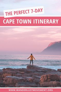On the hunt for the perfect Cape Town itinerary? I'm happy to report that much of the legwork has already been completed. After living in Cape Town for 4 years, countless hours of detailed research and copious amounts of coffee consumed, I've created a thoroughly fantastic agenda that highlights all the best things to do in Cape Town! Swim with penguins at Boulders Beach, watch the sunset on top of Table Mountain and more! #capetown #southafrica #travel  via @wanderlustmvmnt
