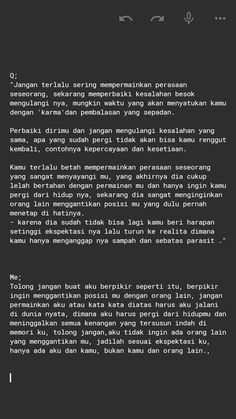 Just quotes of the day /Indonesia / Writter : Jery Feby Annisa Quotes Rindu, Tumblr Quotes, Heart Quotes, People Quotes, Mood Quotes, Life Quotes, Qoutes, Broken Home Quotes, Cinta Quotes