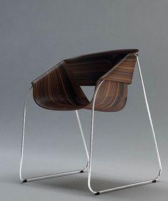 Stylish Chair - Furniture Design by Velichko Velikov