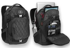 Win 1 of 5 rucksacks for storing all your precious gadgets Answer : Grey