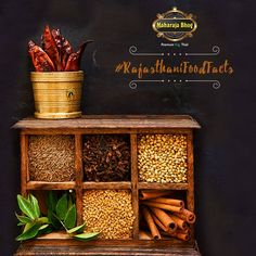 Rajasthani food, in line with conventional Hindu beliefs, is primarily an array of vegetarian food combined with generous amounts of spices and garnish.   #RajasthaniFoodFacts #MaharajaBhog #Mumbai #Restaurant #India #Food #RajasthaniStyle #Gujarati #Marwari #Cuisine #MyMumbai #Thali