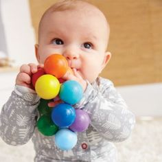Classic Baby Beads | The Land of Nod