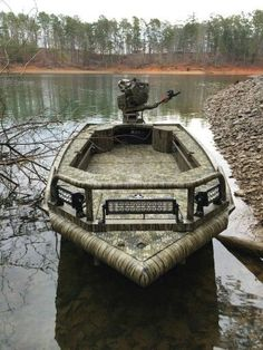 Prodigy Timber Series- The ultimate duck boat! #duckhunting