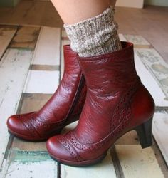 Shoe lust!  Online Store Chie Mihara boots