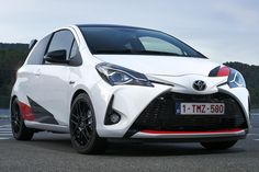Toyota Yaris AWD Hot Hatch Looks And Sounds Incredible. But will it come to America? The Gr, New Launch, Fender Flares, Four Wheel Drive, Toyota, Product Launch, The Incredibles, America, Hot