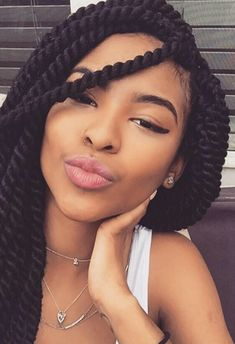 16 Senegalese Twists to Inspire Your Next Do
