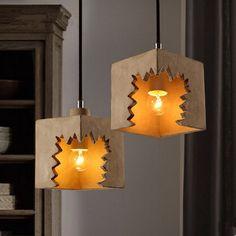 Nordique Minimaliste Moderne Creative Explosion Suspendus Lampe