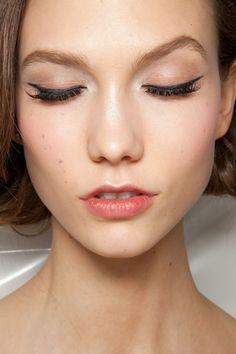 Cat eye Makeup.