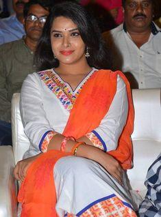 Beautiful Telugu TV Actress Hari Teja In White Dress TV actress Photographs TV ACTRESS PHOTOGRAPHS | IN.PINTEREST.COM #ENTERTAINMENT #EDUCRATSWEB