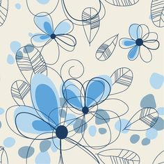 Abstract Summer Floral Background Vector Graphic | Free Vector Graphics | All Free Web Resources for Designer - Web Design Hot!
