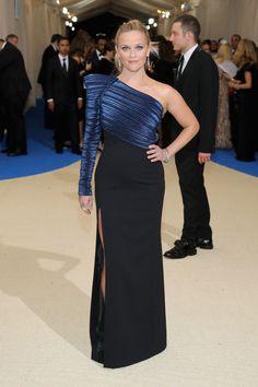 Reese Witherspoon - 2017 Met Gala - HarpersBAZAAR.com