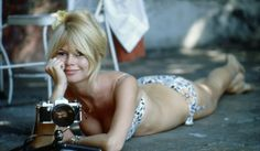 Brigitte Bardot - #celebs #behind the #camera