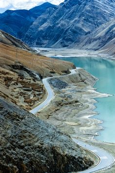 // Les Paysages Asiatiques / Landscape of Tibet