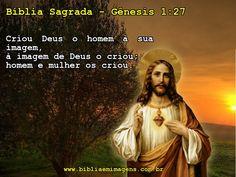 Bíblia Gênesis 1:27