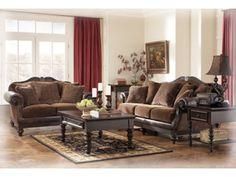 Keytown Truffle Sofa