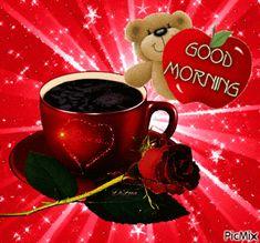 Good Morning Love Gif Animation