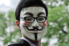 anonymous  hacktivism online vigilantism